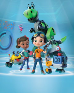 Nick Jr.'s Rusty Rivets